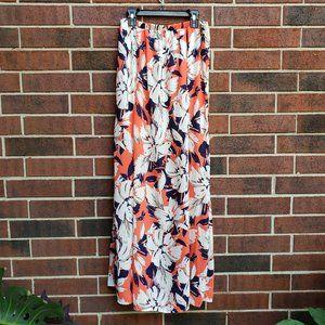Maxi Skirt Spring skirt- Peach Love California